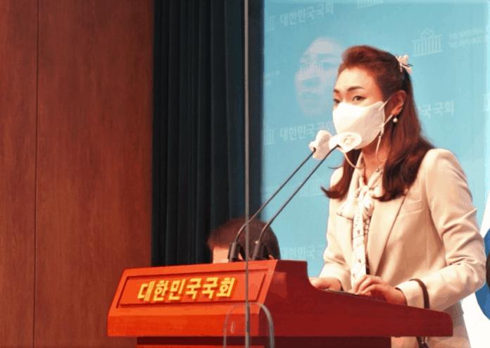 ▲국민의힘 김예지 의원