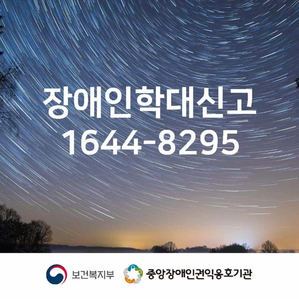 장애인학대 1644-8295