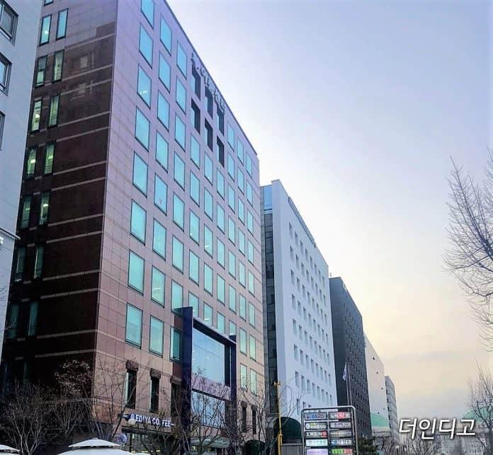 한국장애인개발원이 있는 이룸센터