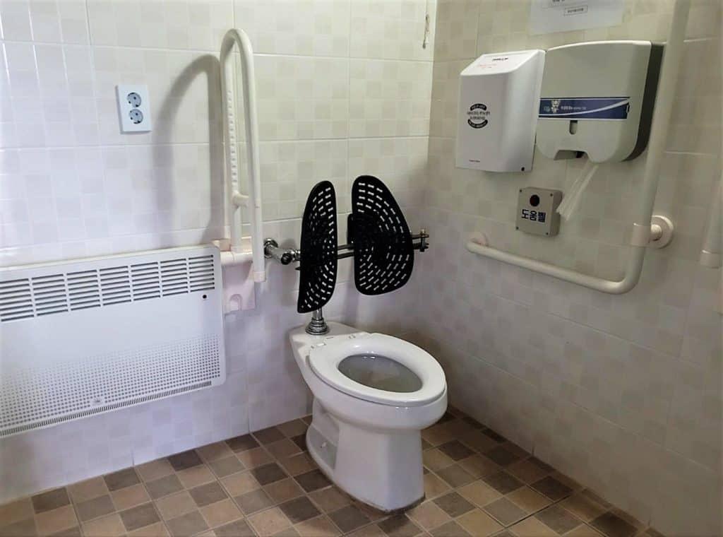 장애인 화장실/ⓒ전윤선