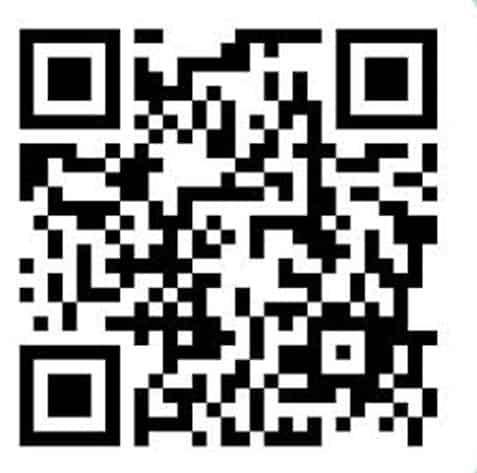 ▲해외 장애인 재활기관 라이브 탐방 사전신청 QR코드